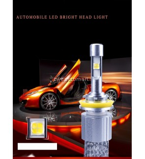 Car LED 104W Super Bright Spot Lights 12000LM For CREE XHP50 Chips LED Headlight H1 H4 H7 H8/H9/H11 9004 9005 9006 9007 Auto LED