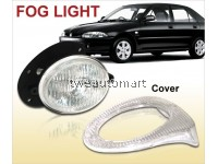 PROTON WIRA/ SATRIA/ PUTRA OEM White, Blue or Yellow Fog Lamp/ Spot Light Per Pair [3424B]